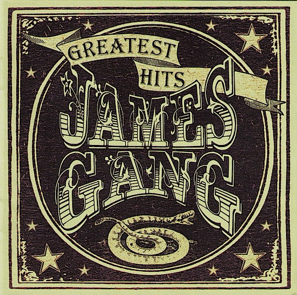 The James Gang Funk No 48 Collage