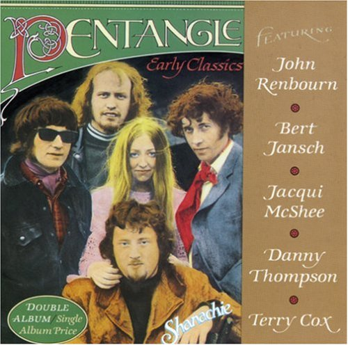 Pentangle Early+Classics CD