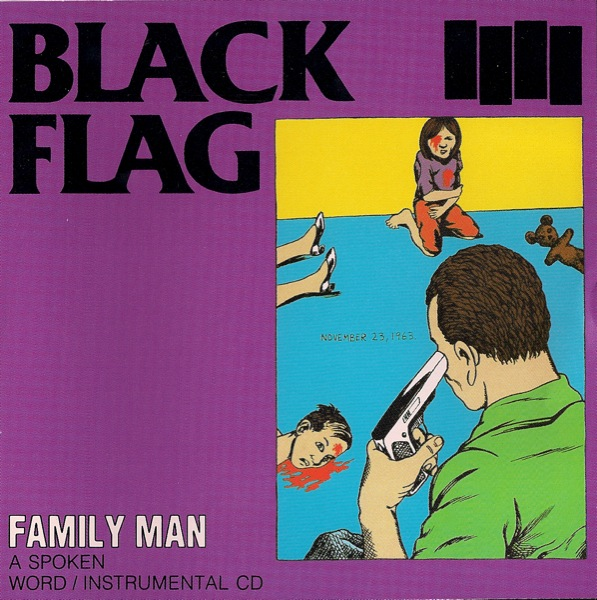 Black Flag - Family Man Album