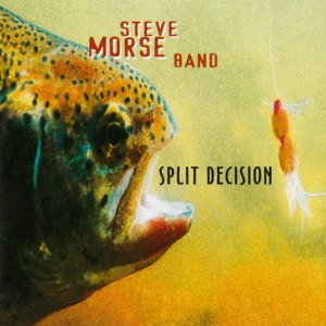 Steve Morse Band Split+Decision CD