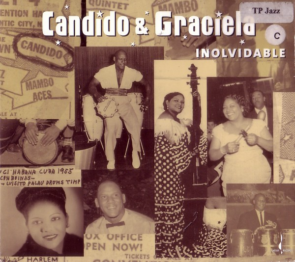 Candido And Graciela Inolvidable CD