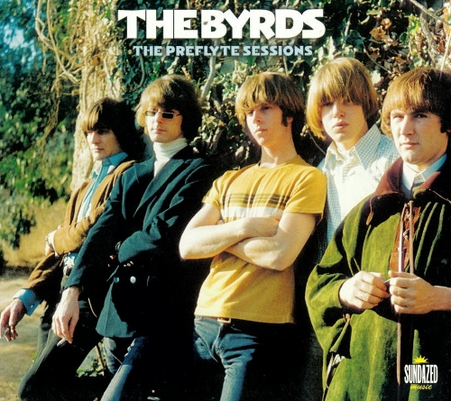 Byrds - The Preflyte Sessions
