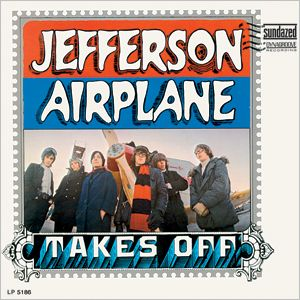 Jefferson Airplane - Takes Off Album