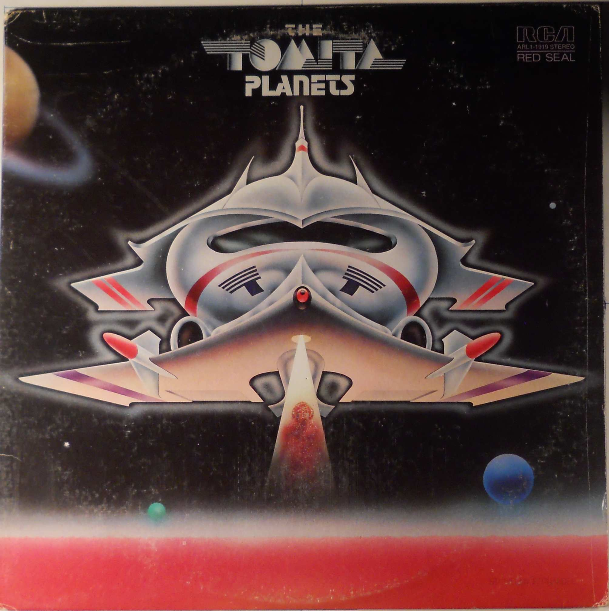 Tomita - The Planets
