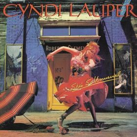 Shes So Unusual - Cyndi Lauper