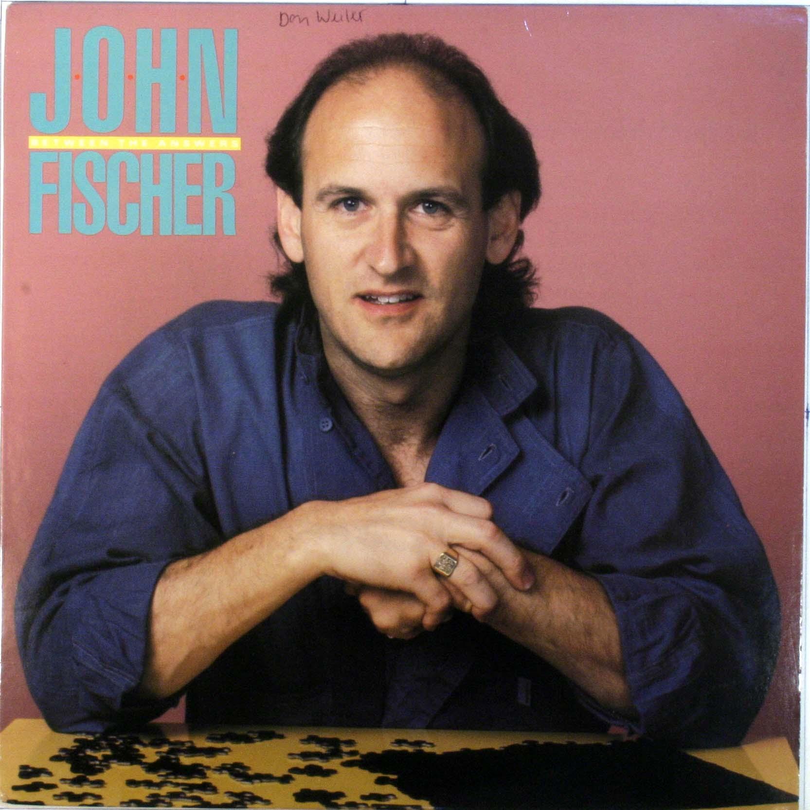 Between The Answers - John Fischer