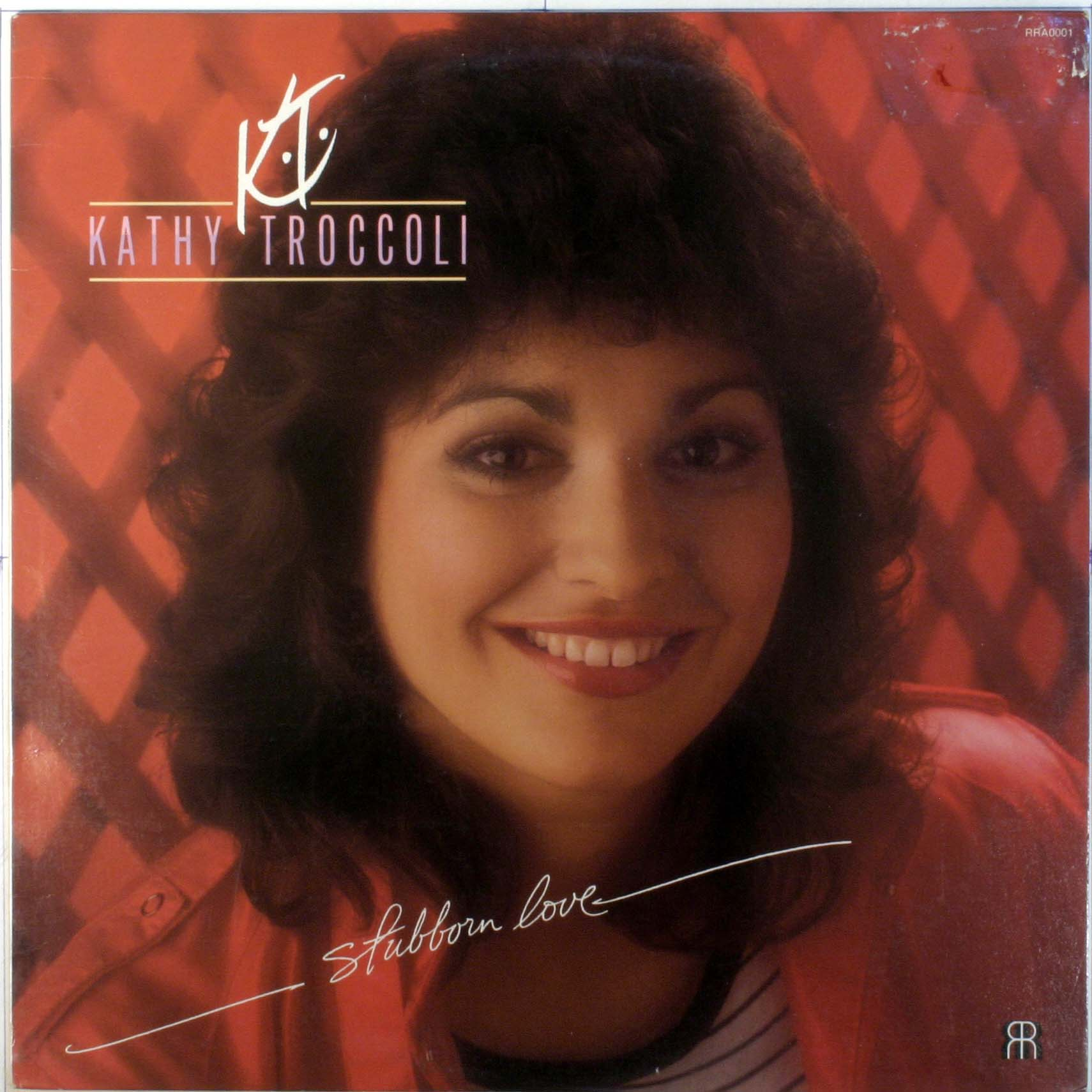 Kathy Troccoli - Stubborn Love Album