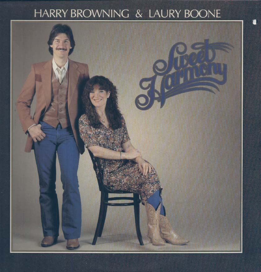 Harry Browning & Laury Boone - Sweet Harmony