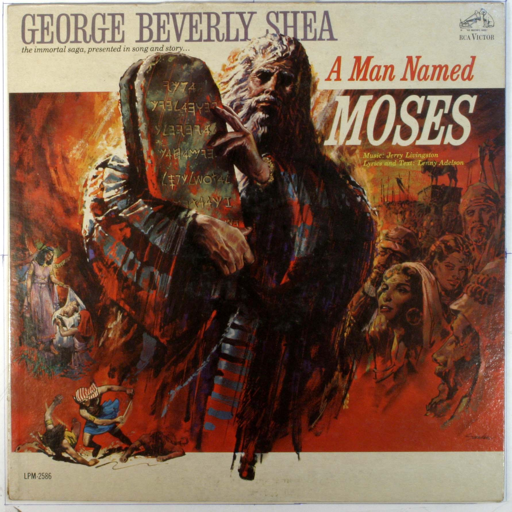 A Man Named Moses