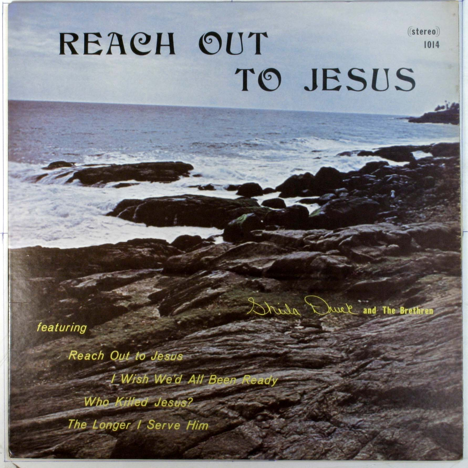 Reach Out To Jesus