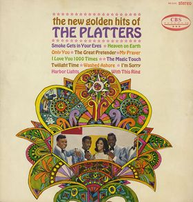 The New Golden Hits Of The Platters