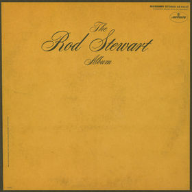 The Rod Stewart Album - Rod Stewart