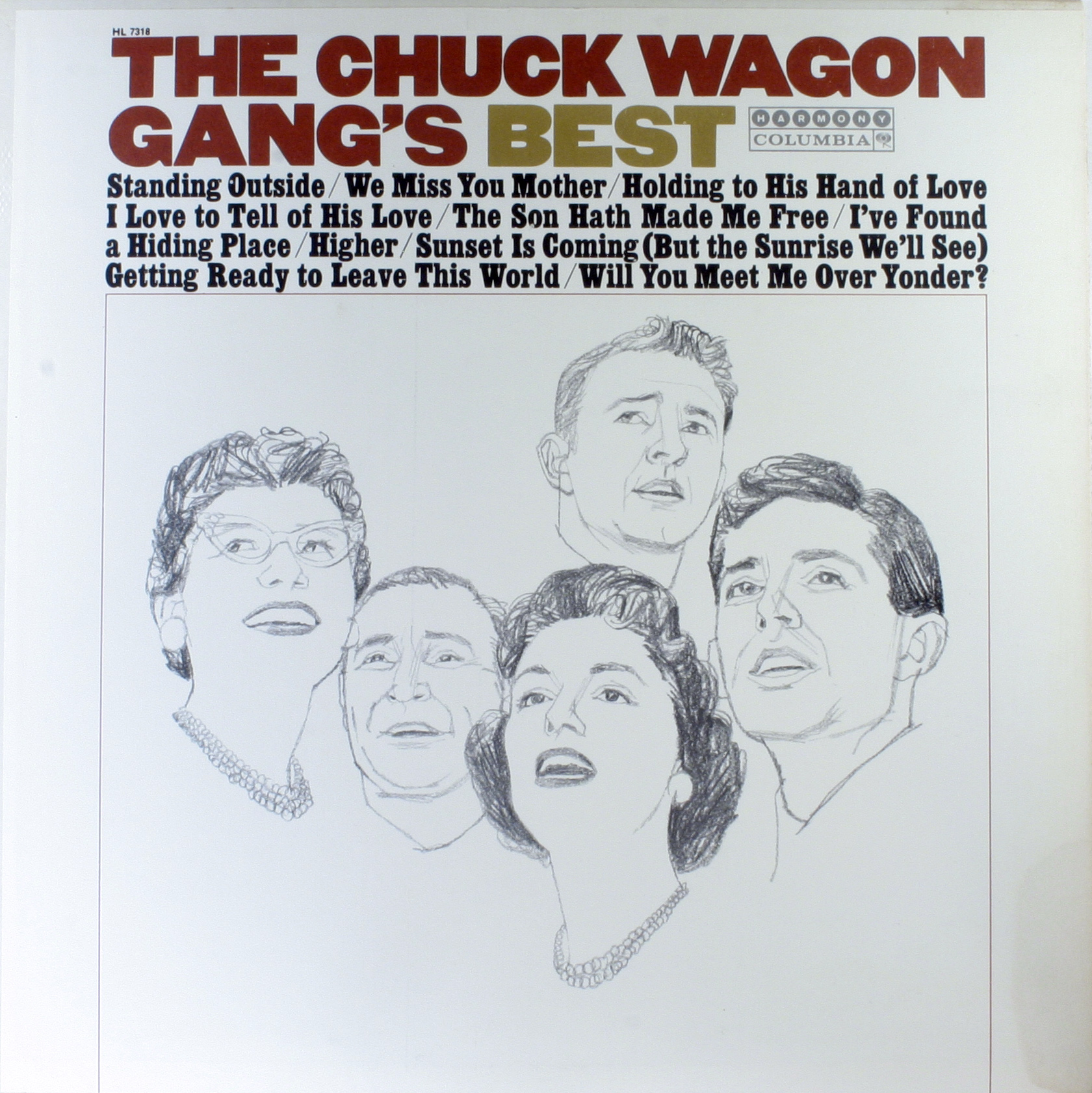 Chuck Wagon Gang - The Chuck Wagon Gang's Best