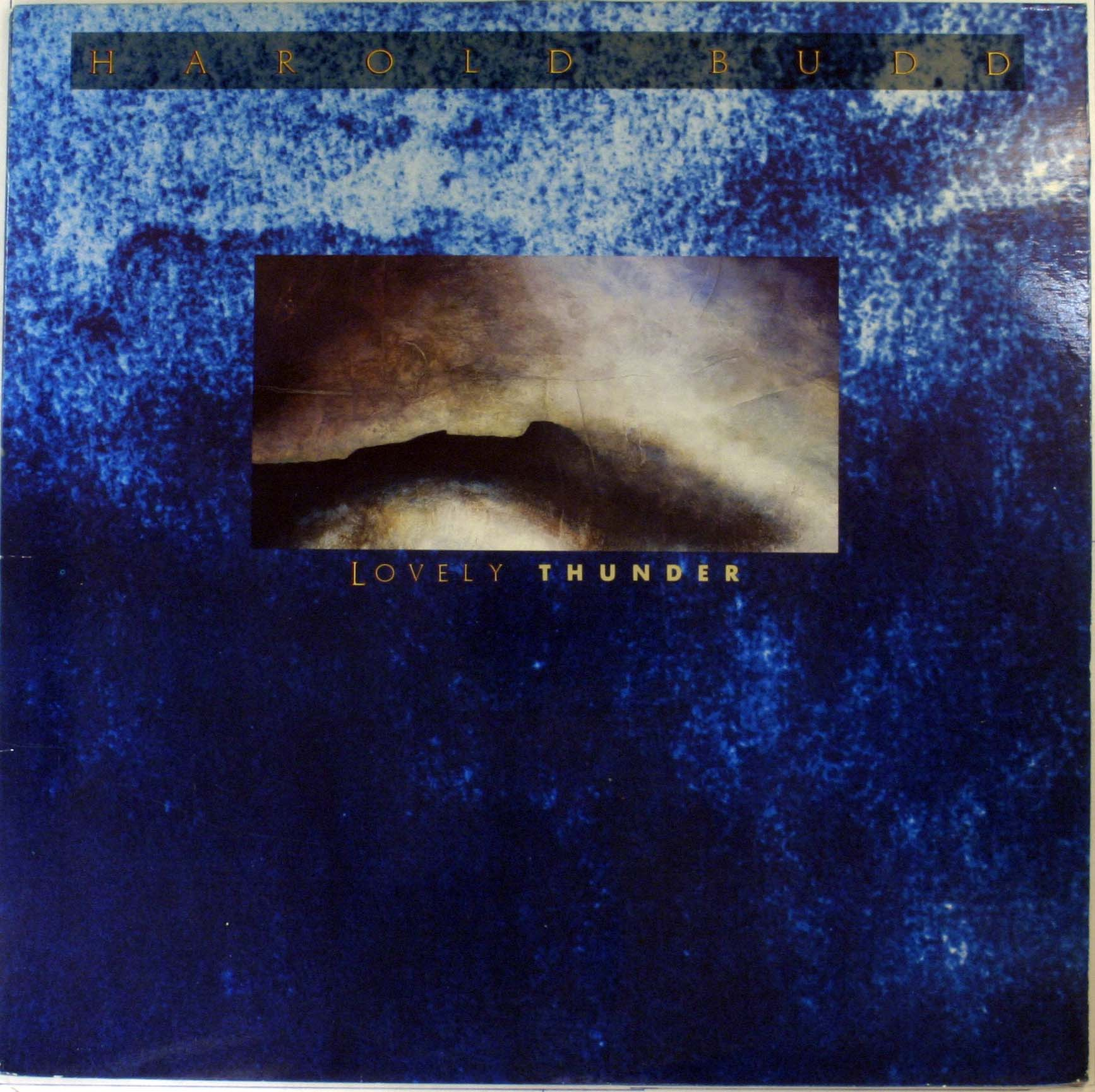 Harold Budd - Lovely Thunder CD