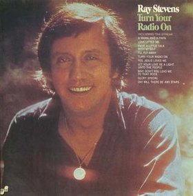 Ray Stevens - Turn Your Radio On LP