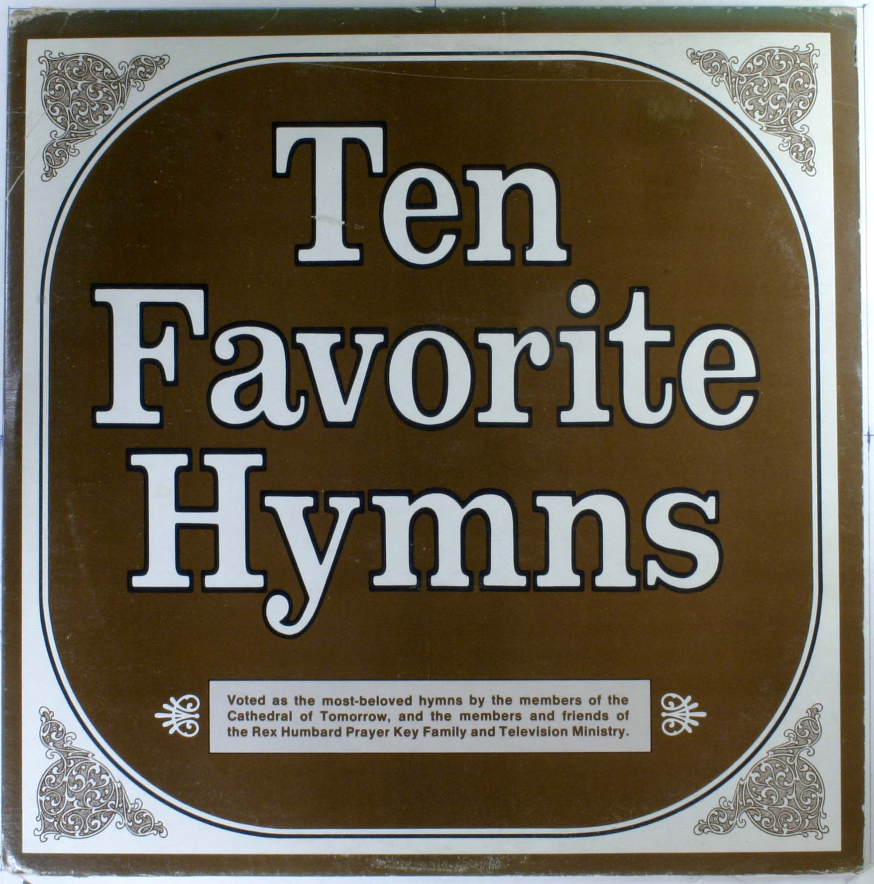 Ten Favorite Hymns