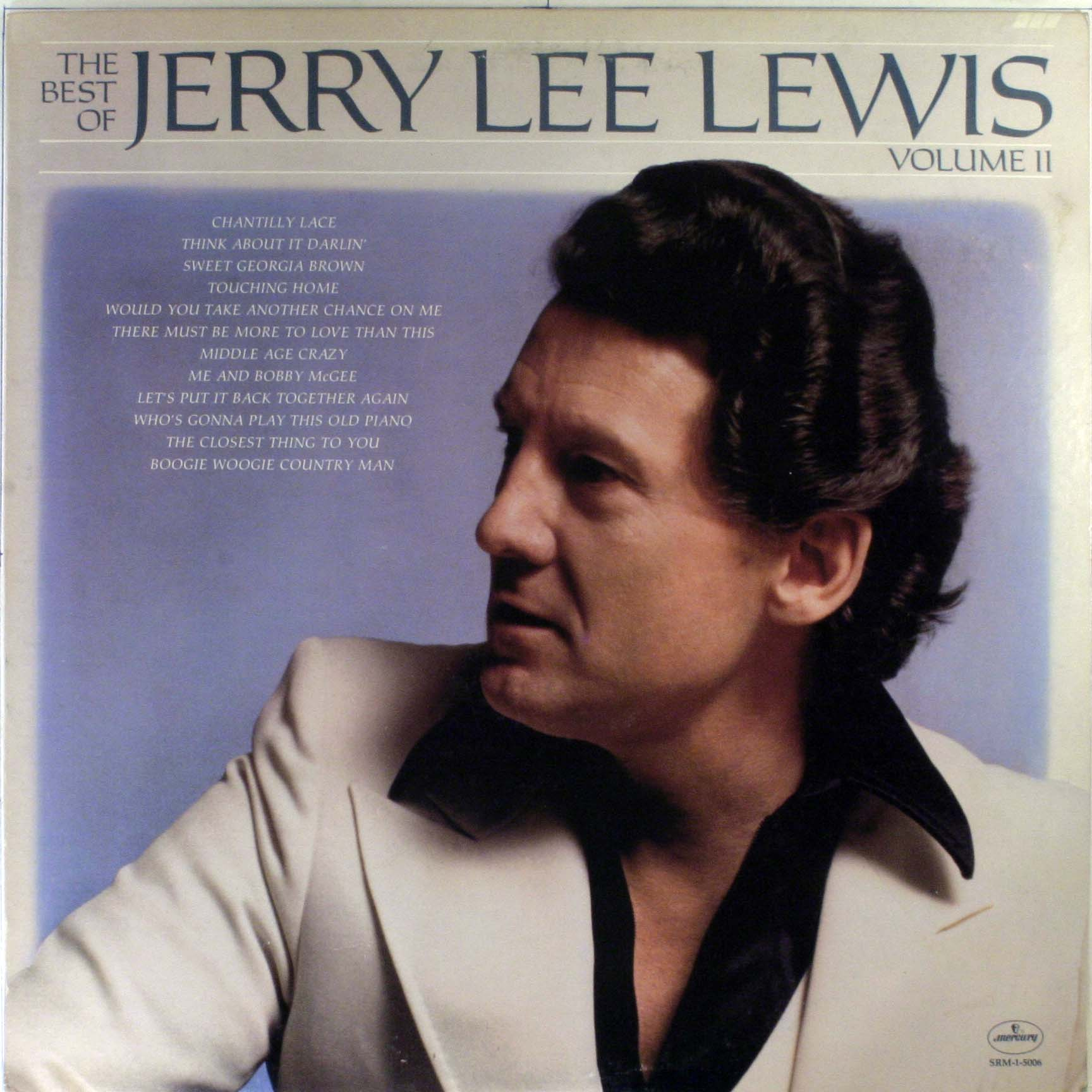 Jerry Lee Lewis - The Best Of Jerry Lee Lewis,volume Ii