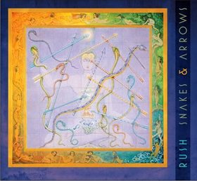 Rush - Snakes & Arrows CD
