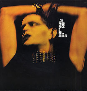 Lou Reed - Rock N Roll Animal Album