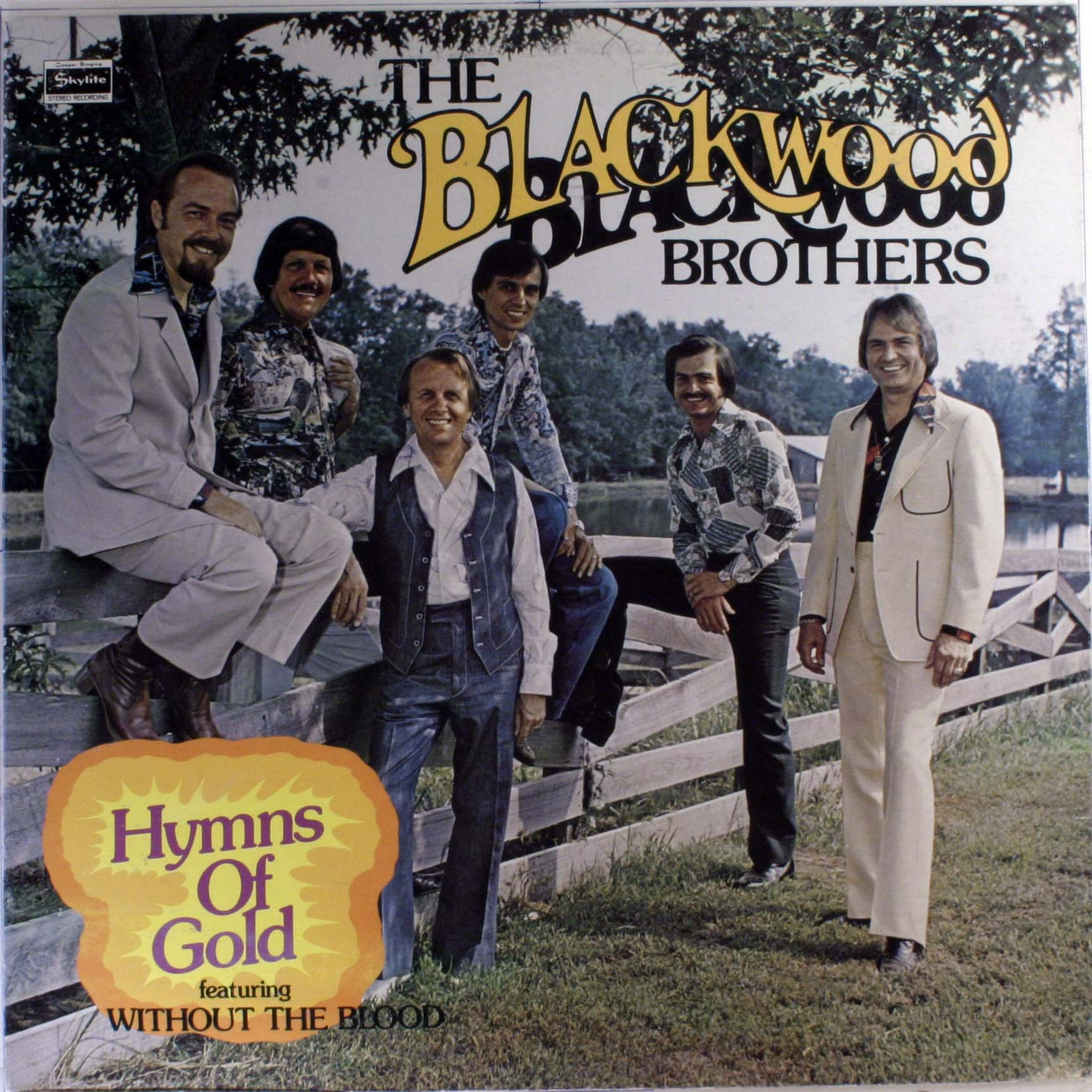 Blackwood Brothers - Hymns Of Gold