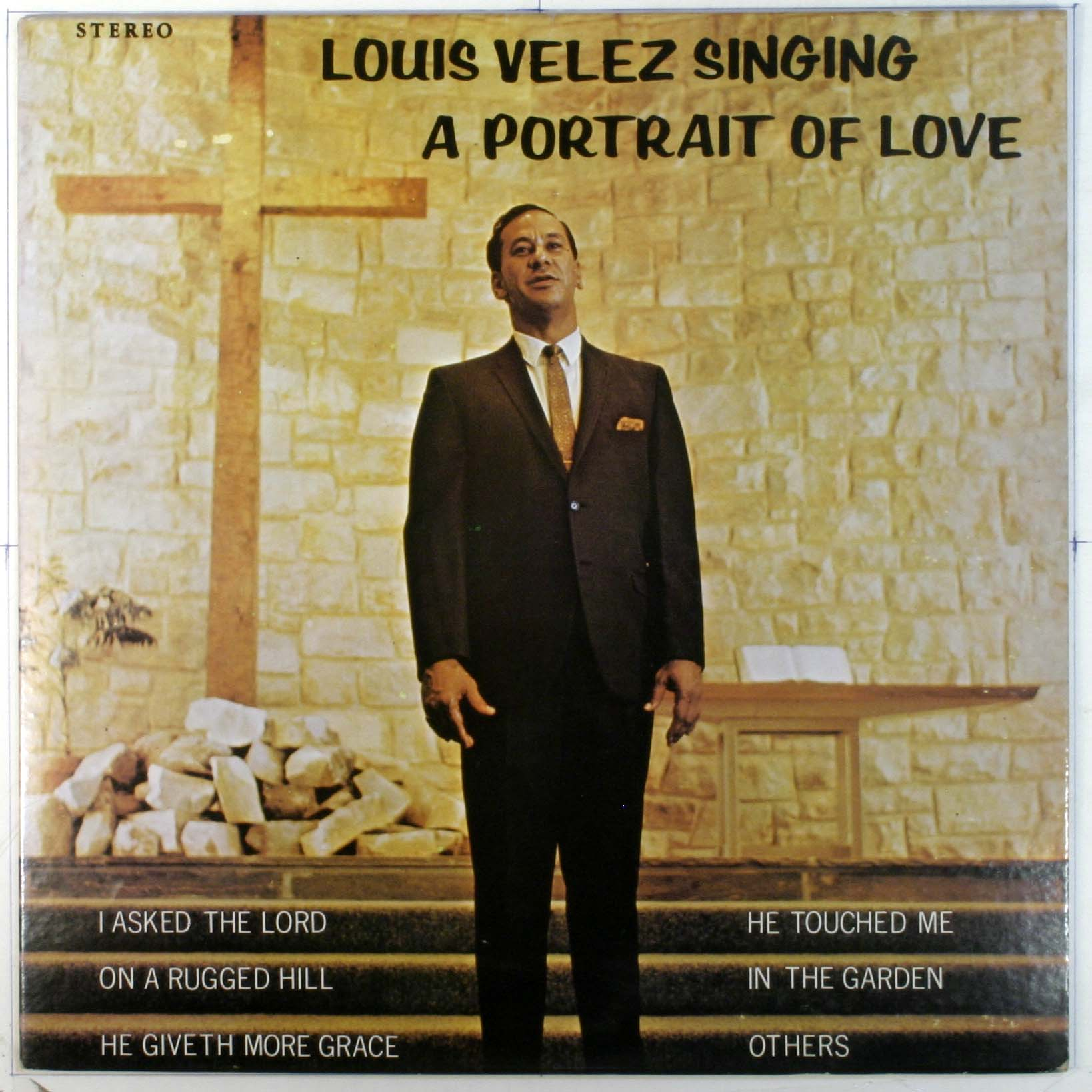 Louis Velez - A Portrait Of Love