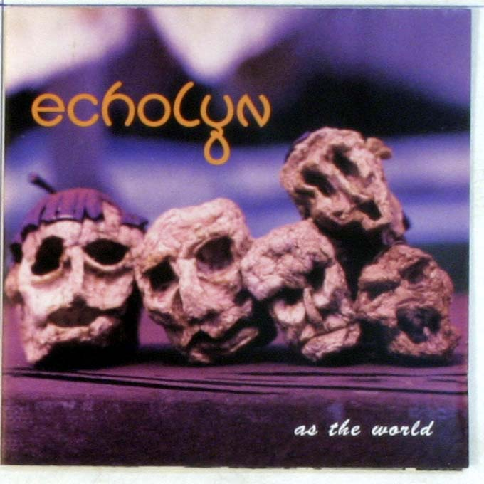 Echolyn As The World CD