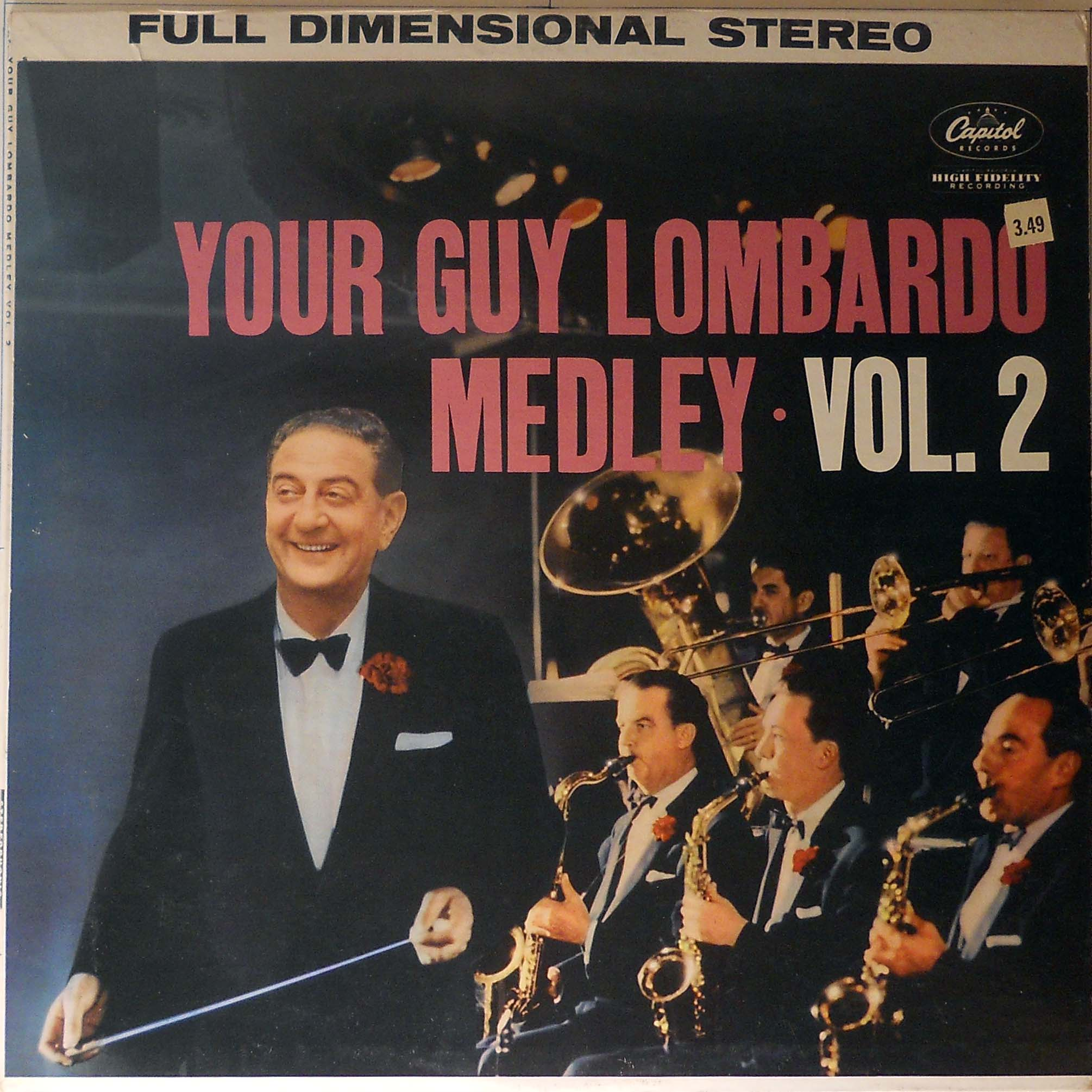 Guy Lombardo - Your Guy Lombado Medley Vol. 2