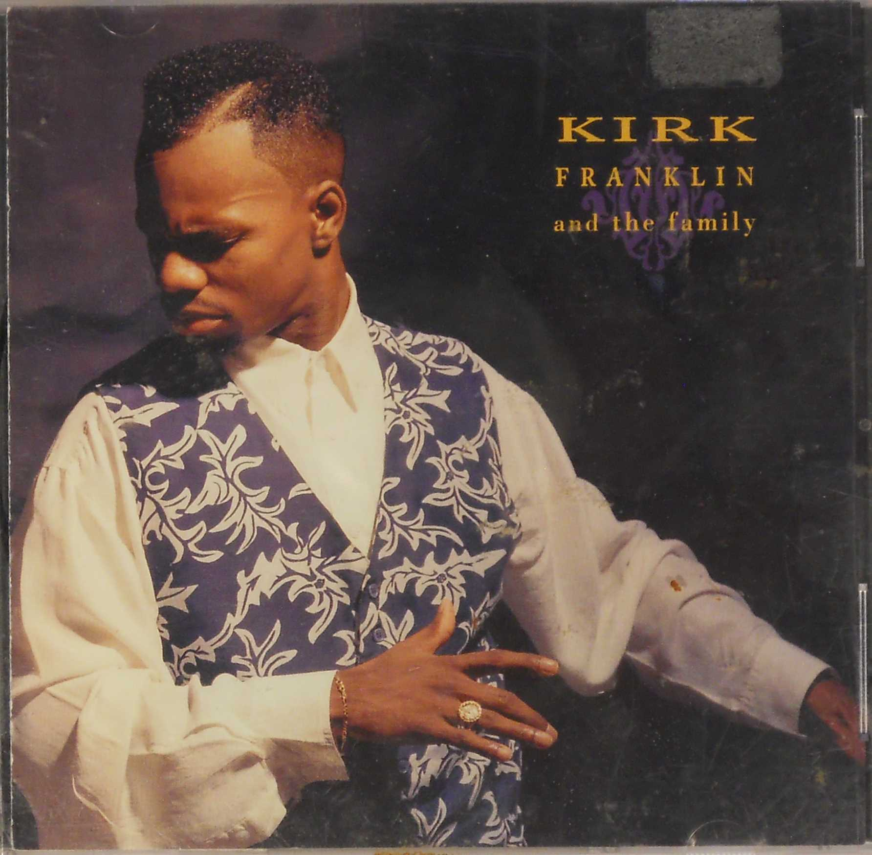 Kirk Franklin Records, LPs, Vinyl and CDs - MusicStack