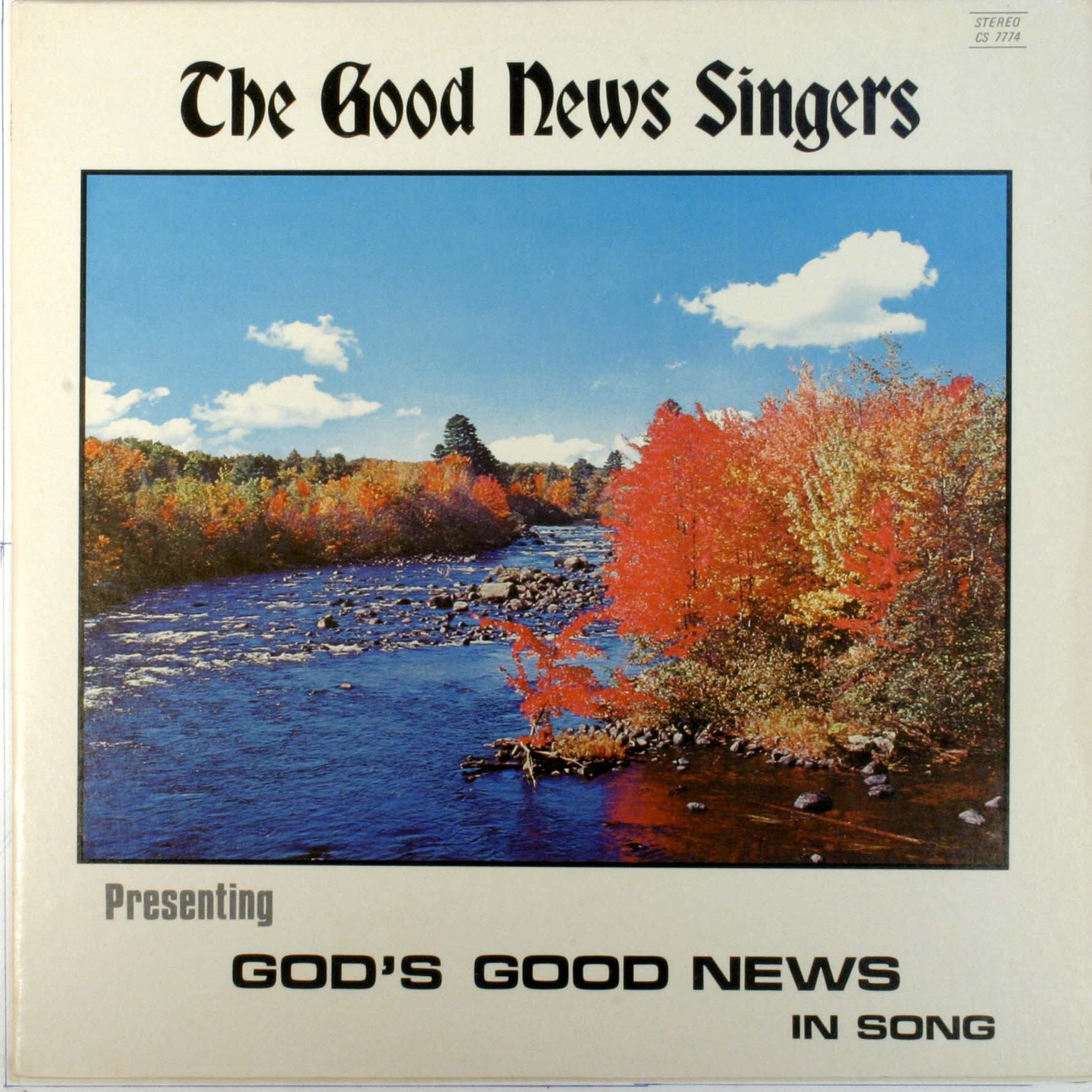 God's Good News In Song
