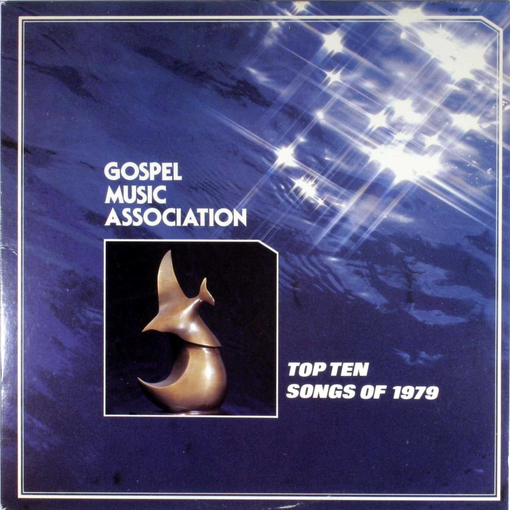 Top Ten Songs Of 1979 - Gospel Music Association