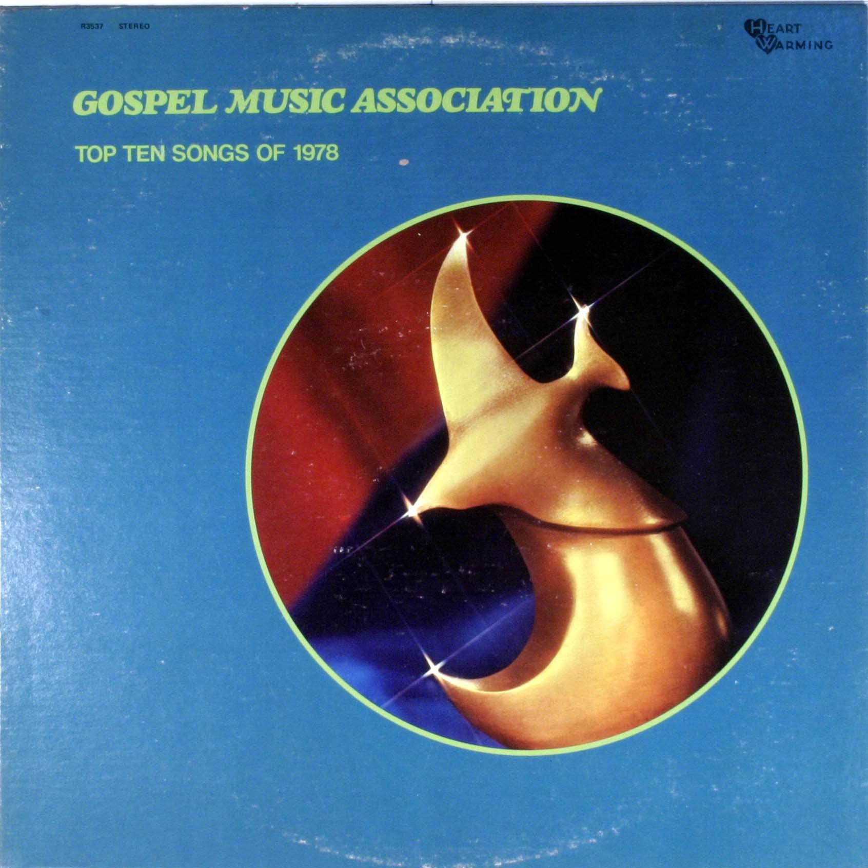 Top Ten Songs Of 1978 - Gospel Music Association