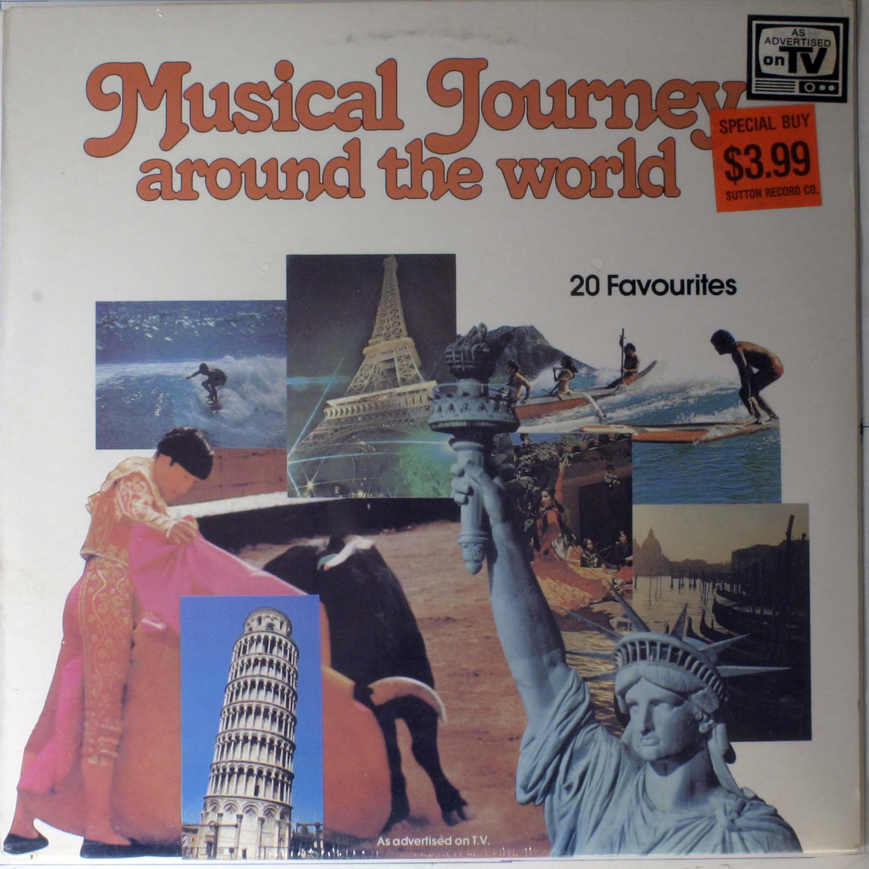 Musical Journey Around The World