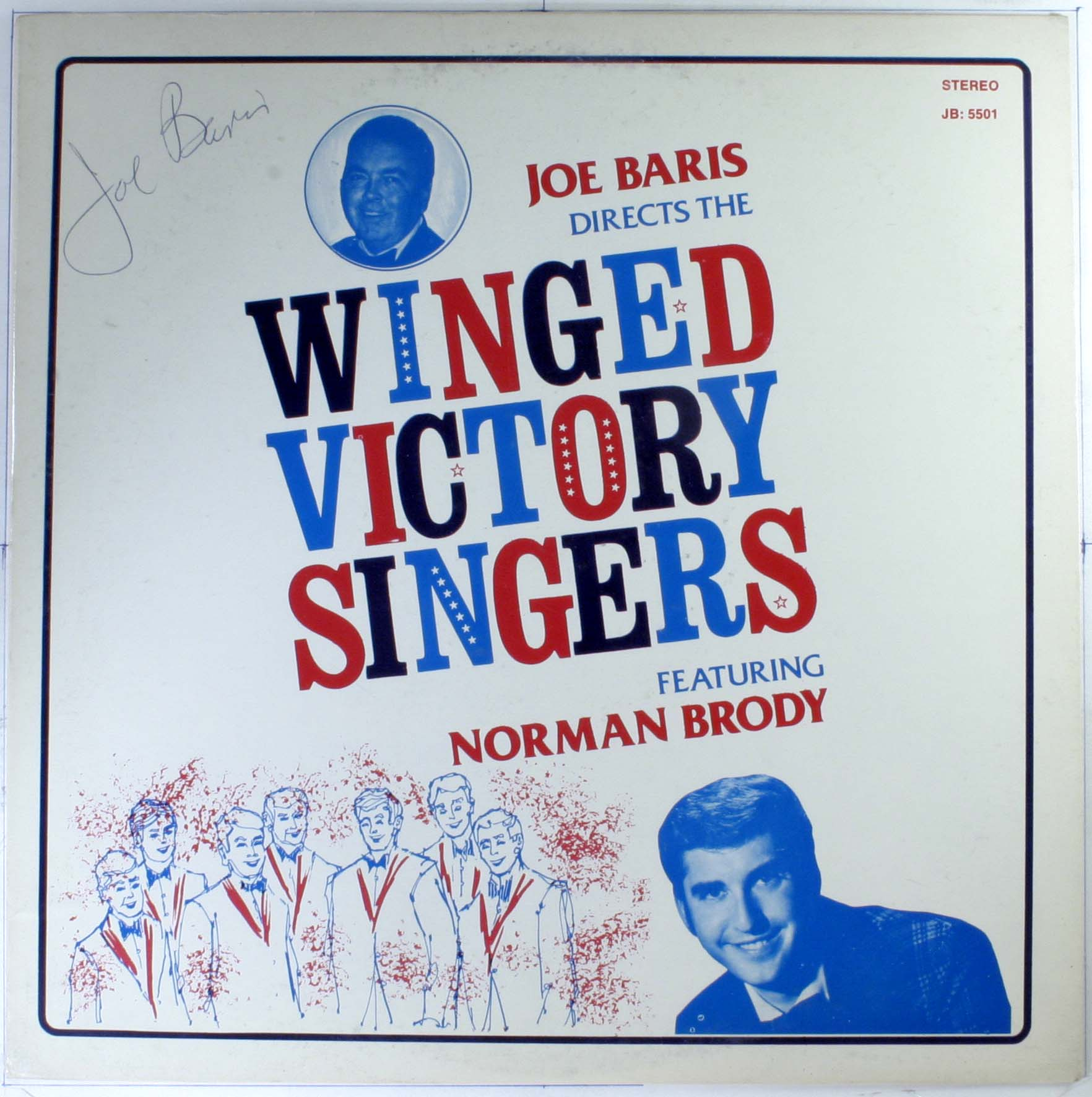 Winged Victory Singers Feat Norman Brody
