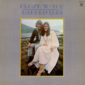 Carpenters - Close To You Record