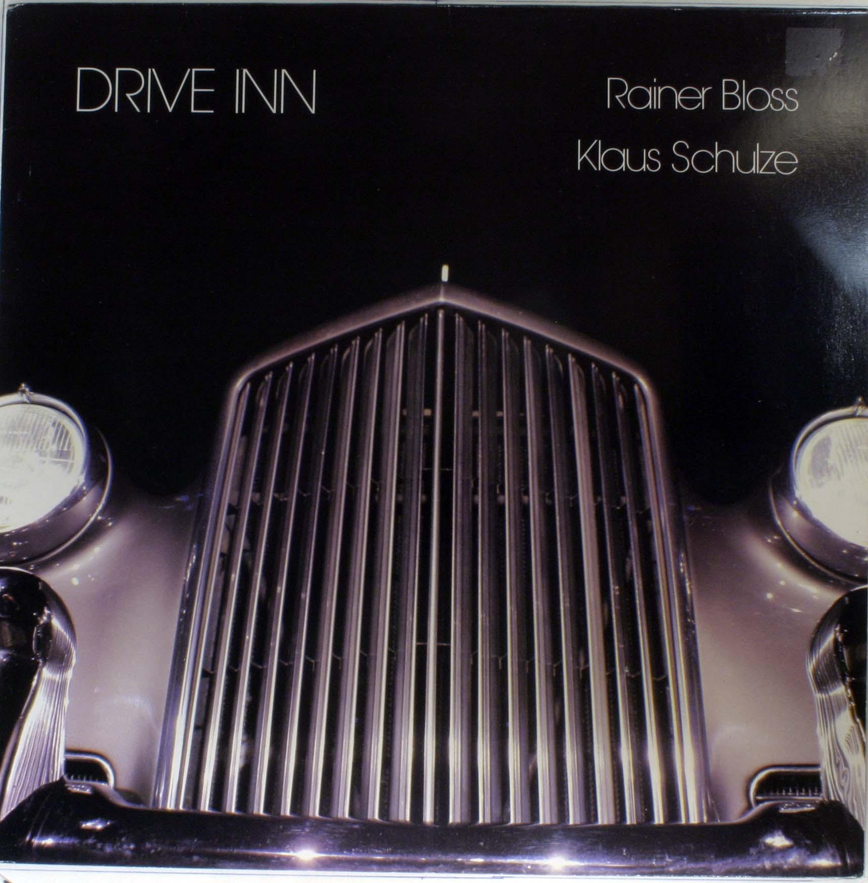 Rainer Bloss Klaus Schulze Drive Inn