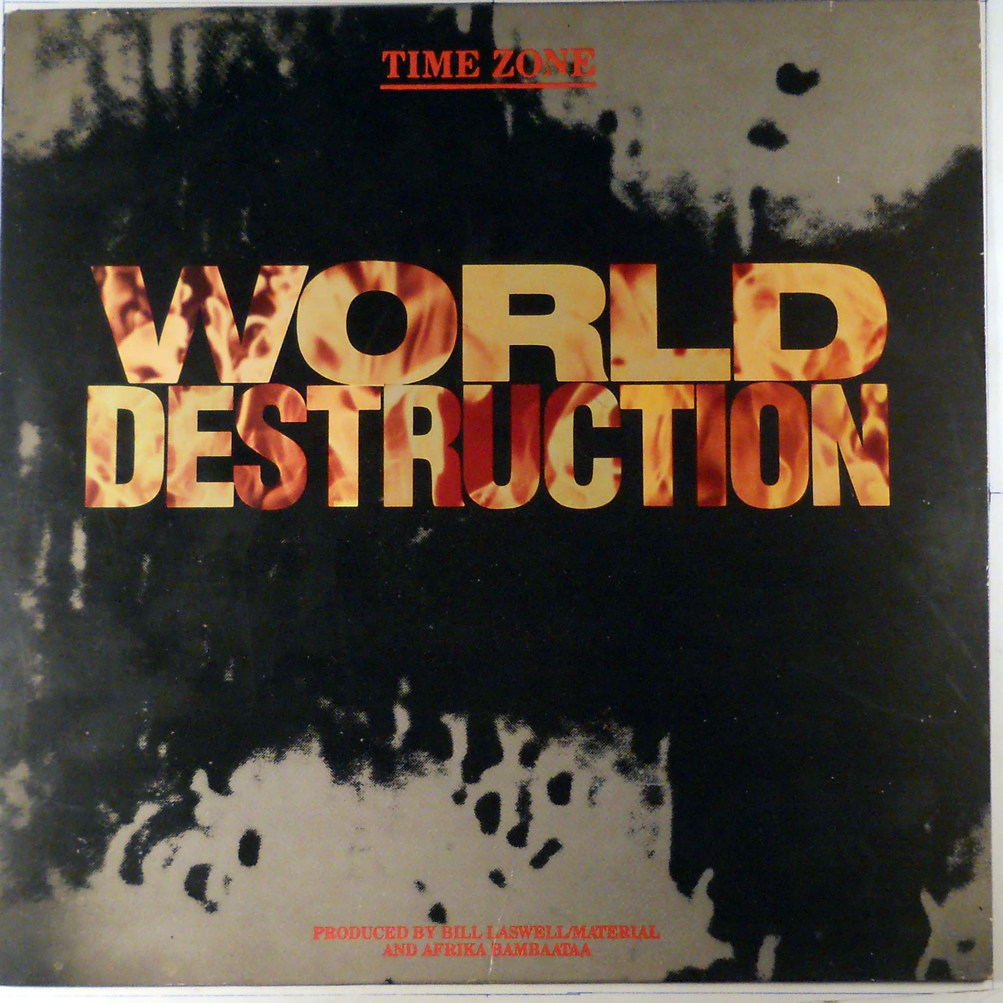 Time Zone World Destruction Records Lps Vinyl And Cds