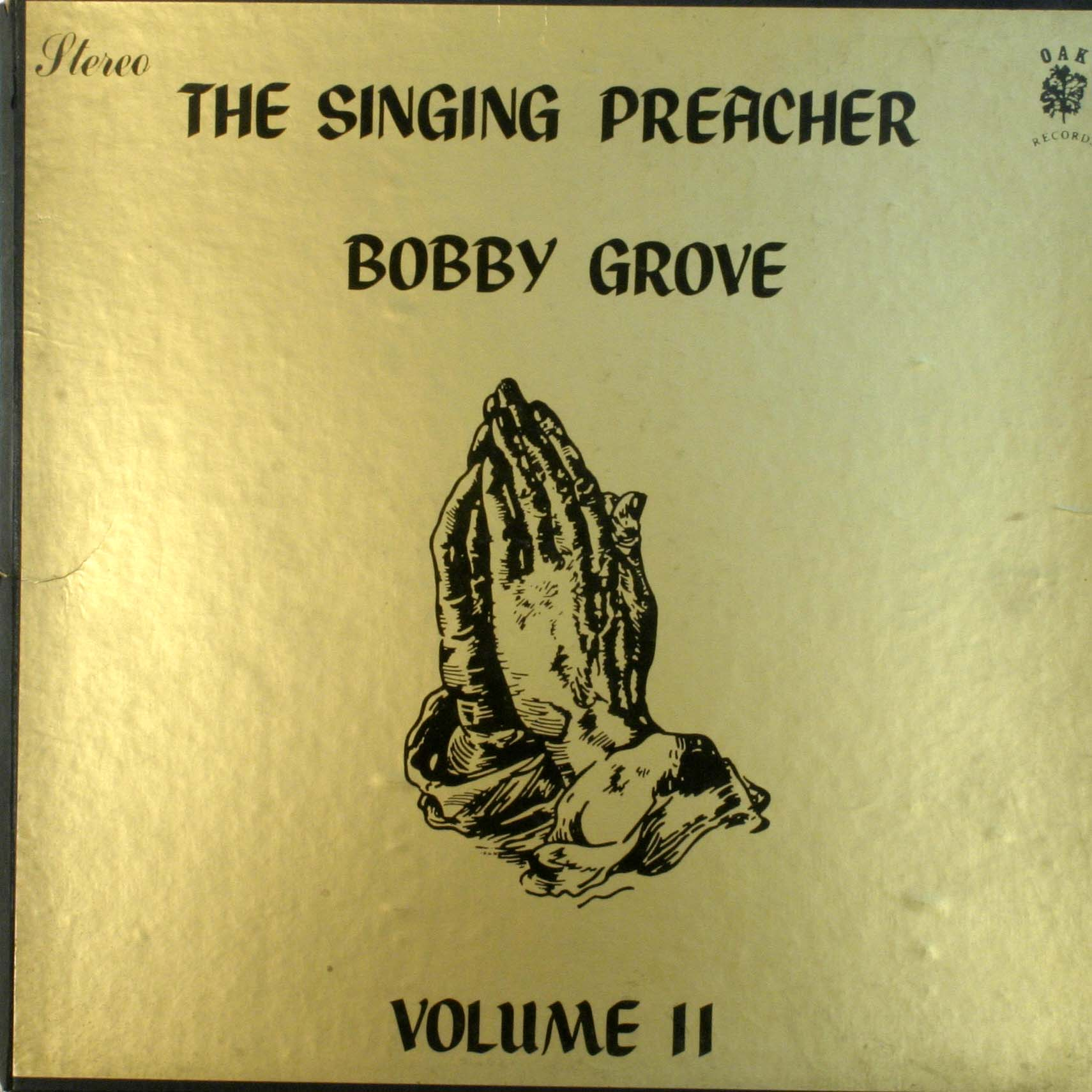 The Singing Preacher Volume Ii