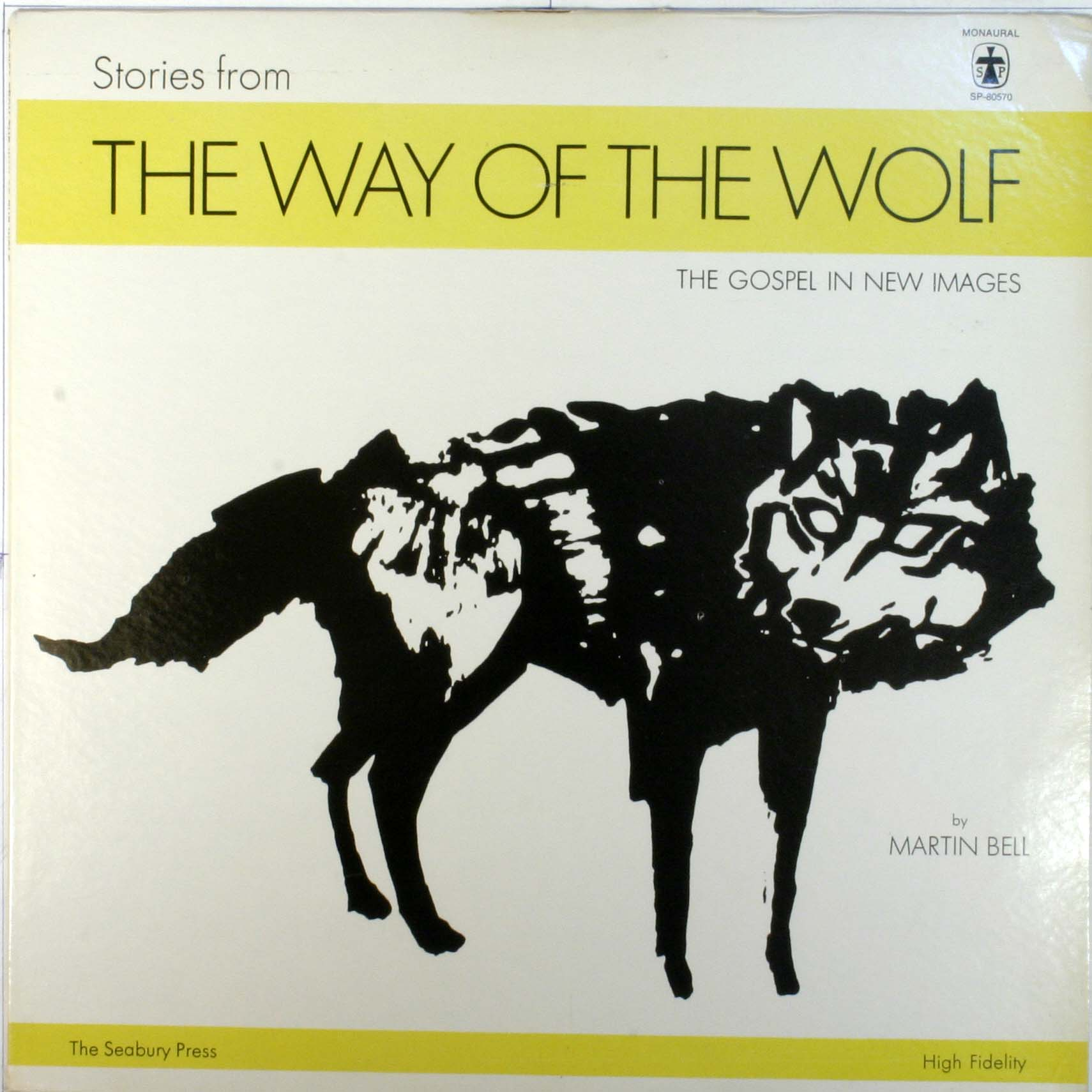 Stories From The Way Of The Wolf