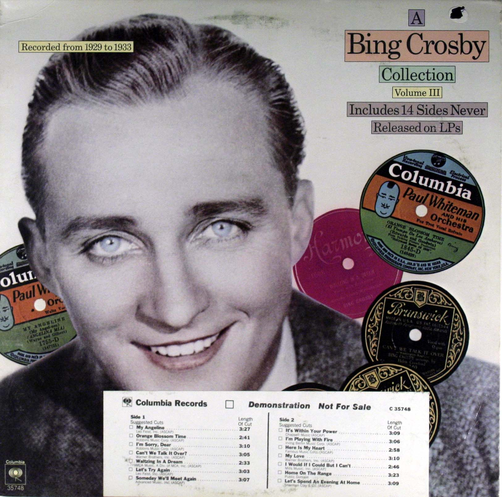 A Bing Crosby Collection