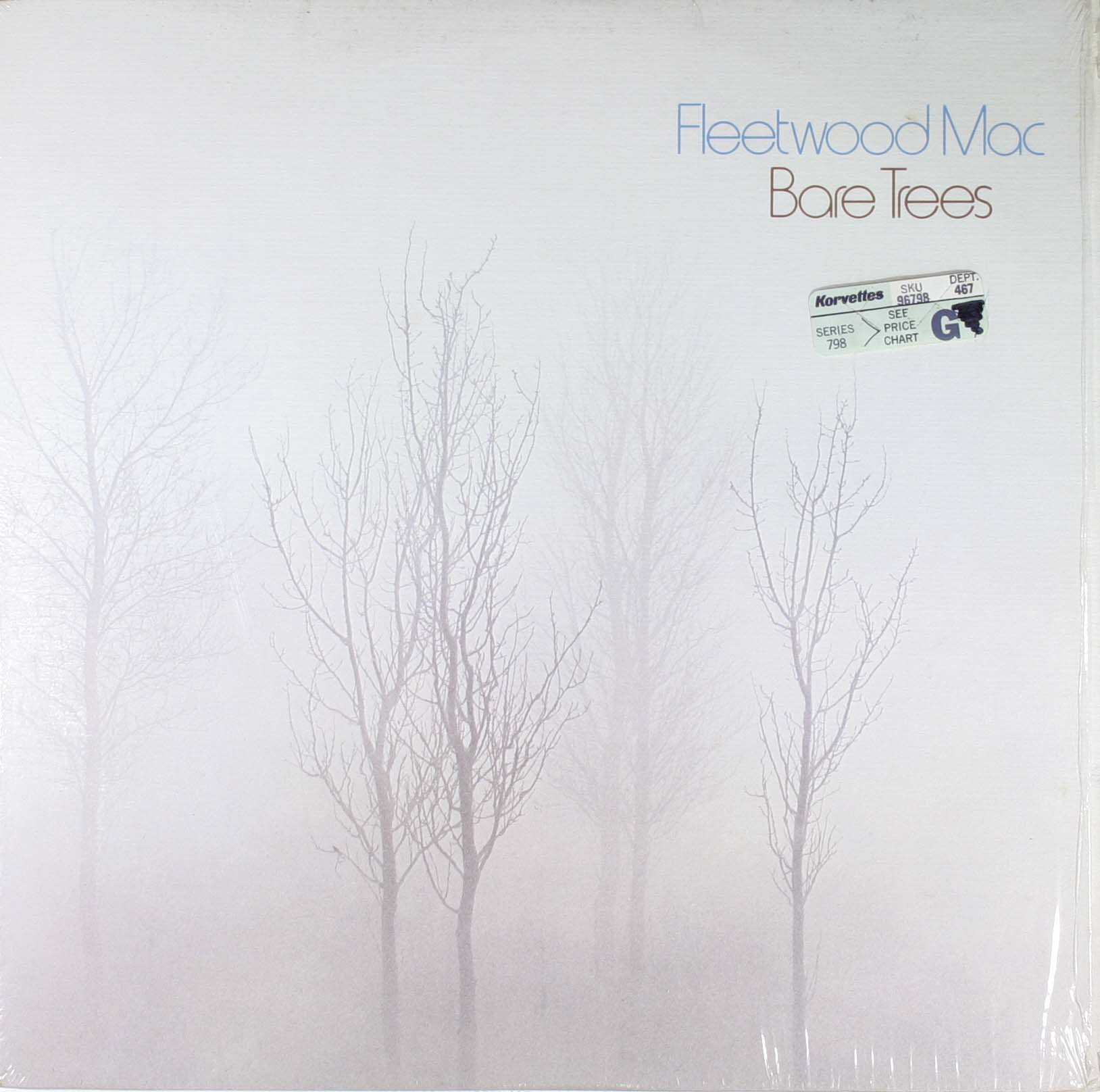 Fleetwood Mac - Bare Trees CD