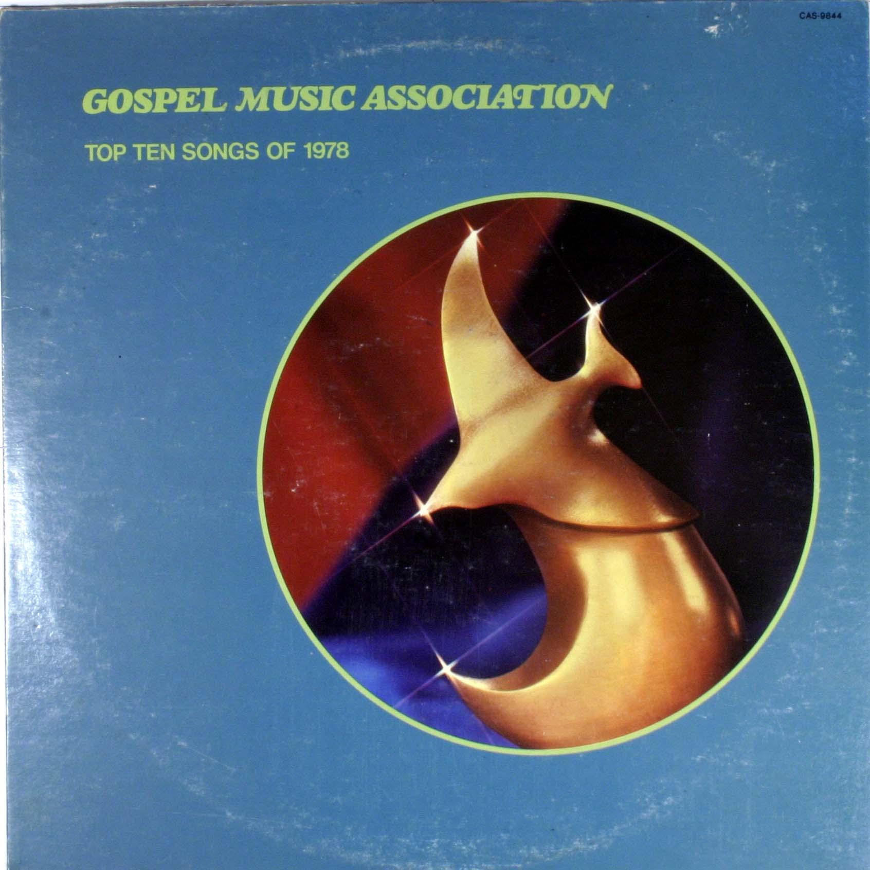 Gospel Music Association - Top Ten Songs Of 1978