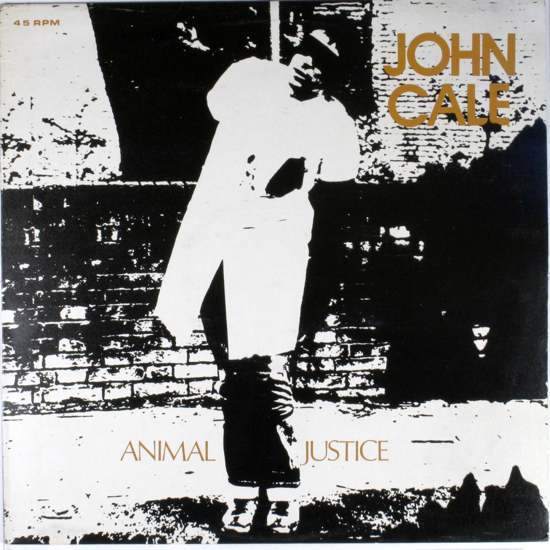 John Cale - Animal Justice Record