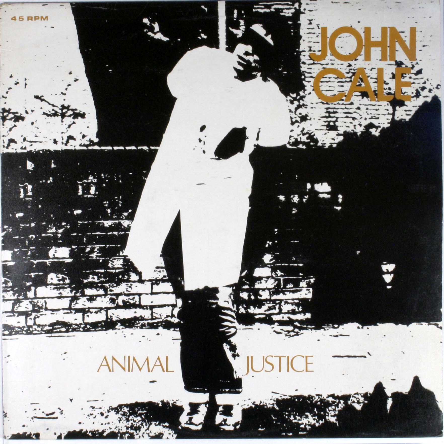 John Cale - Animal Justice Album