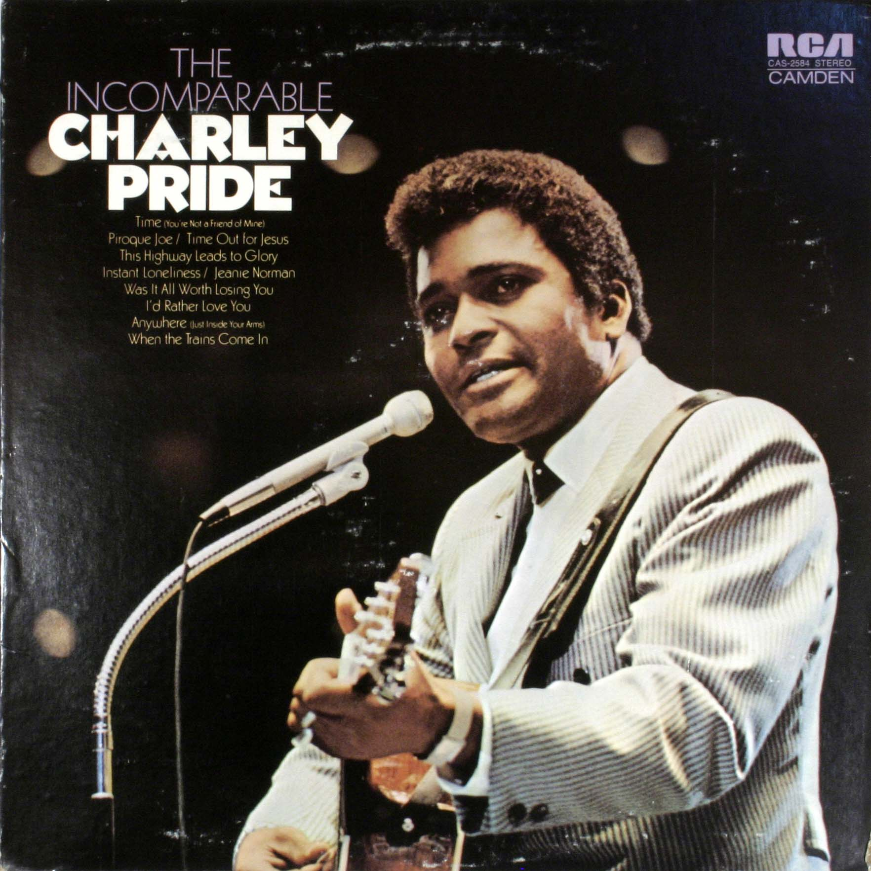 Charlie Pride Hits Awesome charley pride the incomparable charley pride records, lps, vinyl