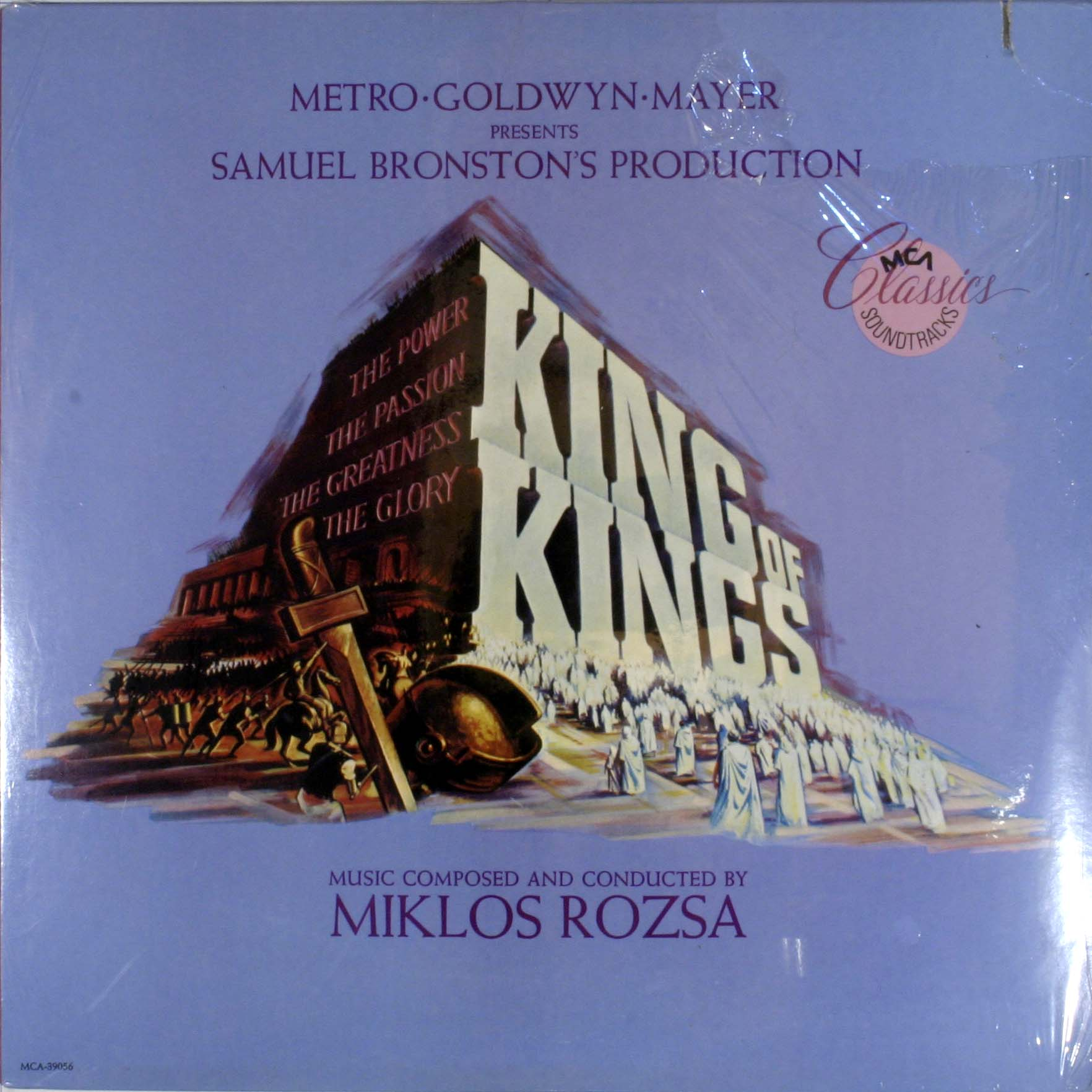 Miklos Rozsa - King Of Kings