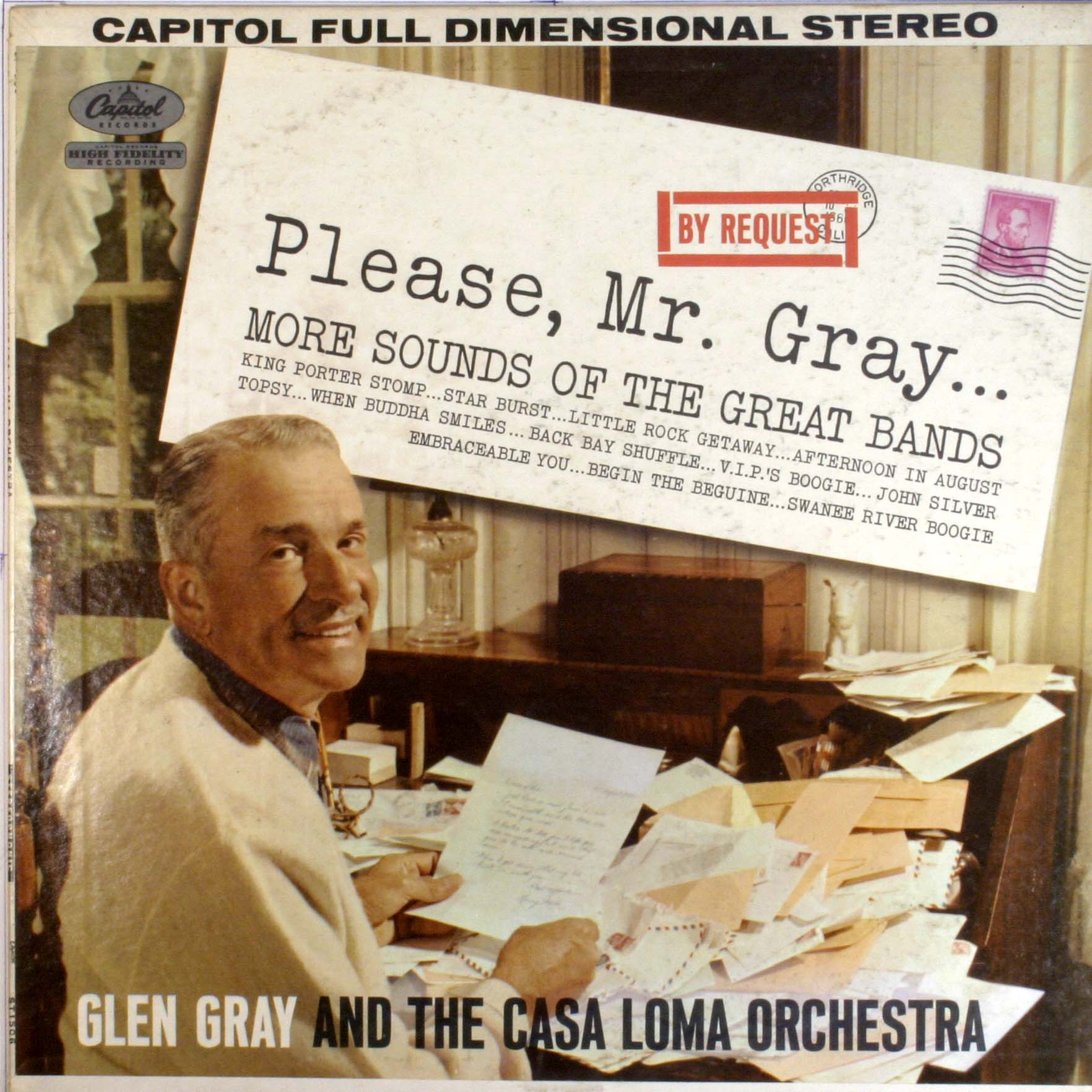 Please, Mr Gray