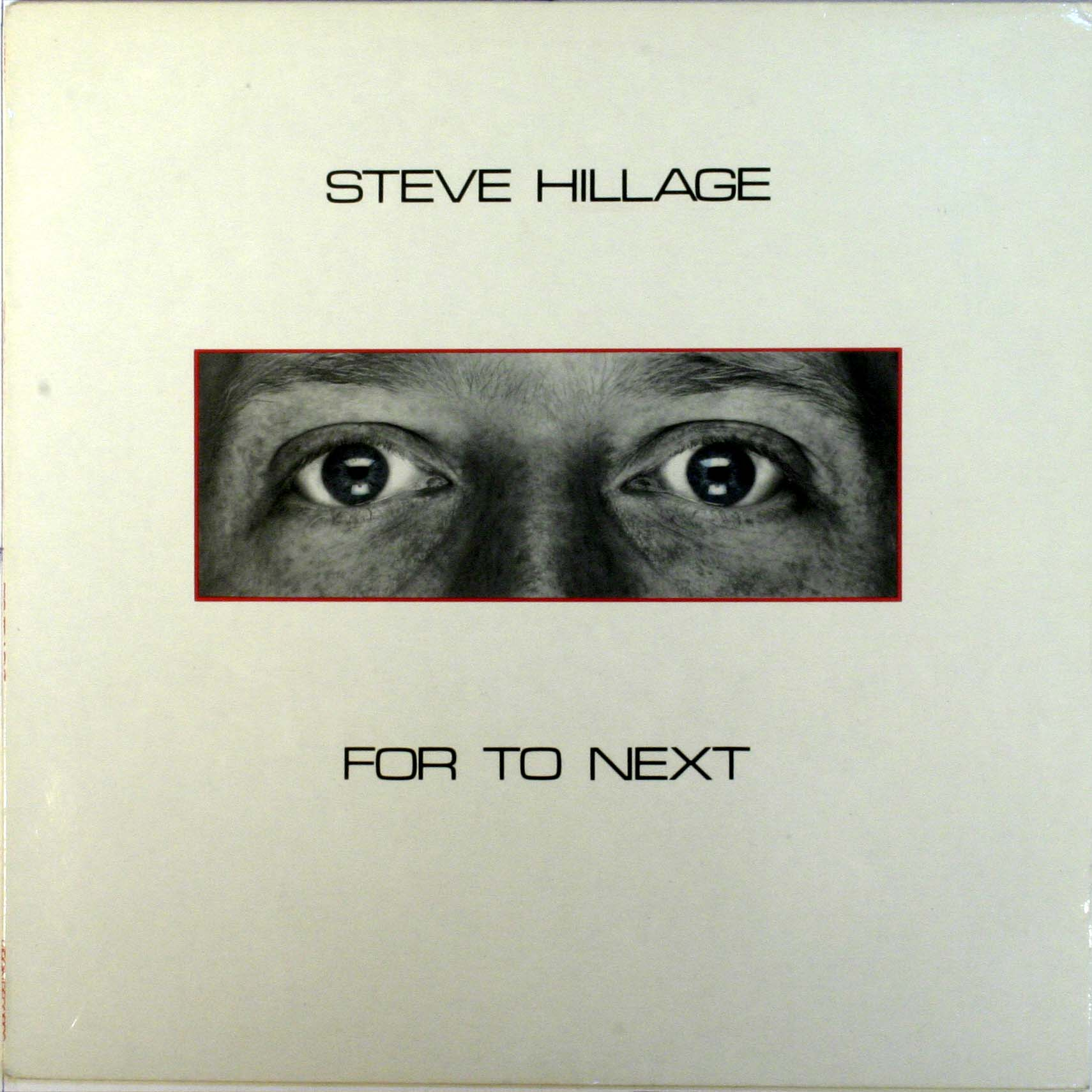Steve Hillage - For To Next Album