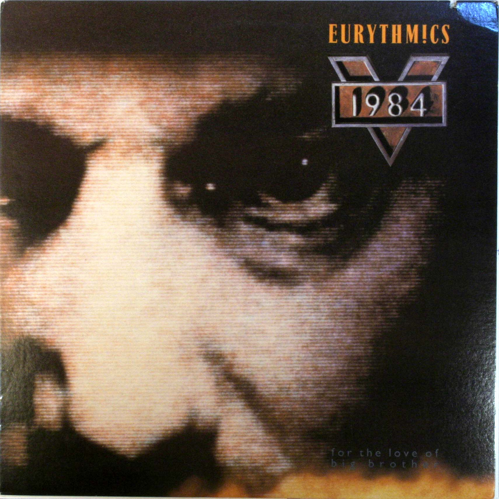 Eurythmics - 1984 LP