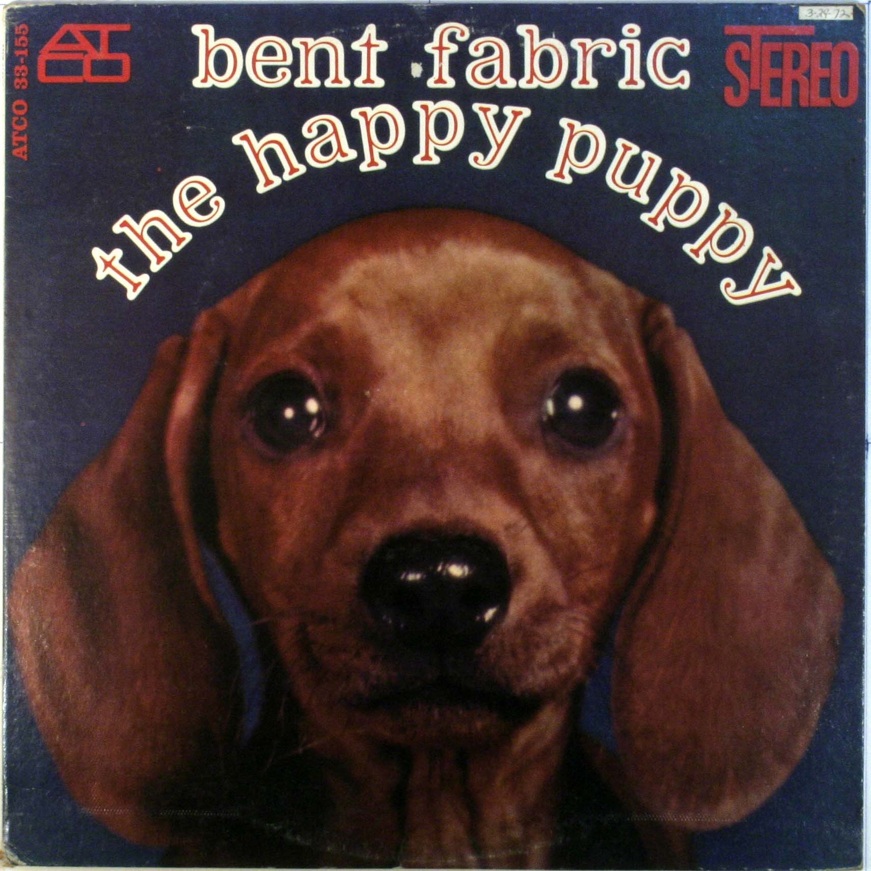 Bent Fabric The Happy Puppy Records, LPs, Vinyl and CDs - MusicStack
