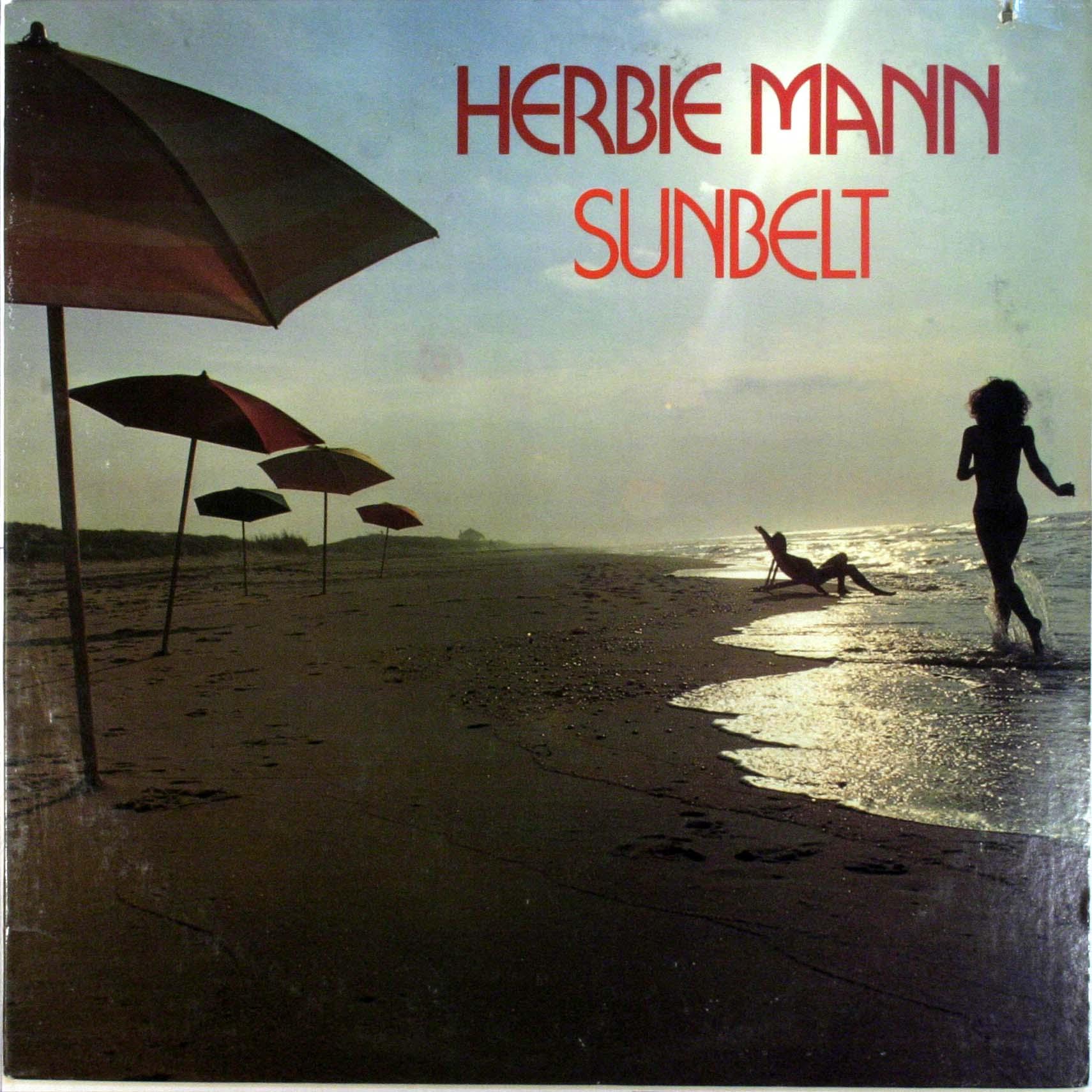 Herbie Mann - Sunbelt Album